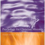 Fraser Watts - Psychology and Christian Ministry