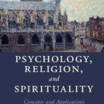 Psychology, Religion and Spirituality: Concepts and Applications
