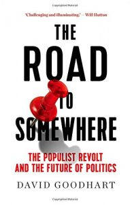 Fraser Watts reviews The Road to Somewhere