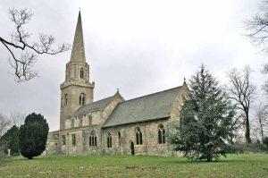 St Wilfred's Church Brayton
